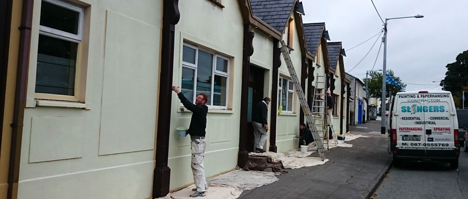 Experienced Painting Contractors